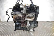 VW CADDY II 2 AUDI SEAT BJ 00 DIESEL MOTOR ENGINE 1,9L TDI 66KW 90PS AHU 189TKM