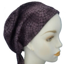 Mosaic Womans Cancer Turban Fitted Chemo Hair Head Scarves Hat