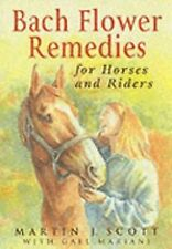 Bach Flower Remedies for Horses and Riders