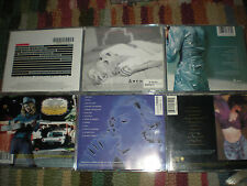 Madonna-Lot of 6 CDs-Bedtime Stories-Ray Of Light-Like a Prayer-Music-Erotica