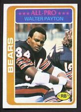 1978 Topps WALTER PAYTON #200 HOF Chicago Bears - Great Condition