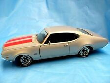 Ertl American Muscle 1969 OLDSMOBILE 442 W-30 1:18 Scale Die Cast Car EXCLUSIVE