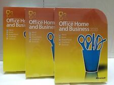 Microsoft Office Home and Business 2010(32/64-bits,Key Card&Backup DVD)