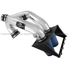 aFe Power Magnum Force Dual Pro 5R Intake Polish 12-14 Ford F150 3.5L EcoBoost