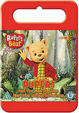 Rupert The Bear  Rupert And The Giant Egg Race DVD