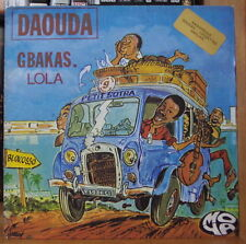 DAOUDA ORCHESTRE MELODIA GBAKA NIGERIA LAGOS AFRO FRENCH SP DISQUES MOYA 1976