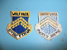 b4916 US Air Force Vietnam 8th Tactical Fighter Wing Wolf Pack Patch