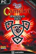 DARK AGE OF CAMELOT    :  SHROUDED ISLES   -  EXTENSION     -- NEUF      pour PC