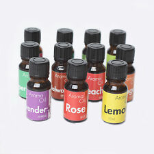 5 x 10ml 100% Pure Essential Oil Aroma Fragrance Scent Aromatherapy Natural