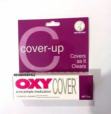 *25g* OXY Cover - 10% Benzoyl Peroxide Acne Pimple Medication