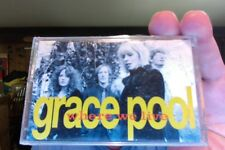 Grace Pool- Where We Live- new/sealed cassette tape