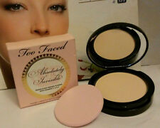 New Too Faced Absolutely Invisible Translucent Pressed Powder 9G ~Vitamin C,A &E