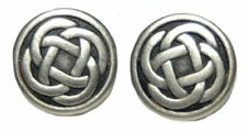 CELTIC KNOT CUFF LINKS MEN'S JEWELRY (088a)