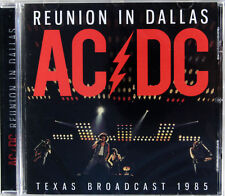 AC/DC - Reunion In Dallas (CD) New & Sealed