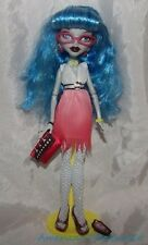Retired 2011 MONSTER HIGH Deboxed DAWN OF THE DANCE GHOULIA YELPS Doll Complete