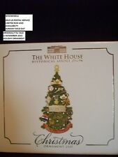 2015 US POSTAL SERVICE USPS HOLIDAY ORNAMENT WHITE HOUSE SOLD OUT QUICKLY