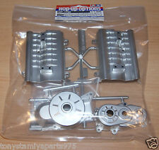 Tamiya 54750 Matte Plated Gearbox (A Parts) for 4x4 Pick-Up Truck (F350/Hilux)