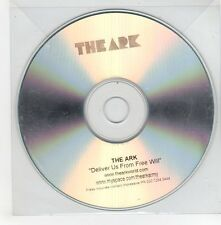 (GH847) The Ark, Deliver Us From Free Will - DJ CD