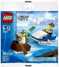 LEGO 30227 - City - Police Watercraft - Poly Bag Set - NEW
