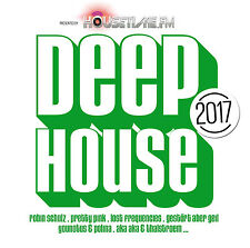 CD Deep House 2017 di Various Artists 2cds