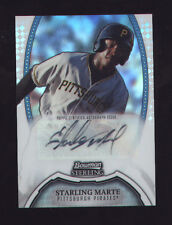 2011 BOWMAN STERLING STARLING MARTE AUTO 141/199