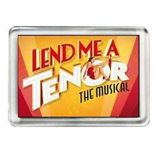 Lend Me A Tenor. The Musical. Fridge Magnet.