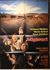 MISSOURI | Original MGM 1971 | William Holden| R: Blake Edwards | WILD ROVERS