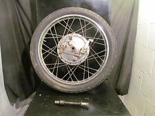 HONDA CL350 CB350 350 ^70^ FRONT WHEEL TWIN LEADING SHOE DUAL BRAKE CAFE BOBBER