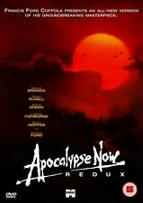 APOCALYPSE NOW REDUX 2001 on DVD (Box B)