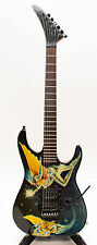 Dean Custom Space Angels Electric Guitar W/ Floyd Rose & Seymour Duncan Pickup
