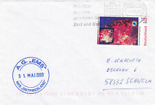 GERMAN FERRY SHIP MS OSTFRIESLAND A SHIPS CACHED COVER