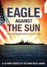 EAGLE AGAINST THE SUN (DVD) (WWII Pacific War 10-Part Series) NEW Factory Sealed