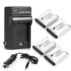 Replace EN-EL19 Battery Charger for Nikon Coolpix S3100 S3300 S3500 S4100 S6500