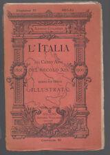 A. COMANDINI-L'ITALIA NEI CENTO ANNI DEL SECOLO XIX  ANNO 1852-53  VALLARDI
