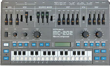 Roland mc-202 Composer Sintetizzatore Analogico Micro & POWER SUPPLY tb-303 sh-101