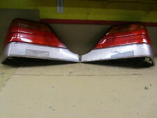 MERCEDES BENZ w140 S CLASS  S320 S420 S500 S600   95-96 TAIL LIGHT SET RH & LH