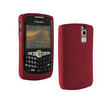 OEM NEW Dark Red Skin Silicon Gel Case for Blackberry Nextel Curve 8350 8350i