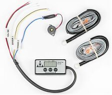Overheating problem? EG01-2 TWIN SENSOR Engine & Trans Temperature Alarm Display
