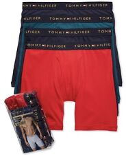 4 PACK TOMMY HILFIGER LIMITED ED BOXER BRIEFS - CLASSIC - VAR COLORS   L (36-38)
