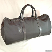Gucci Black Very Large Travel Weekend Duffle Hold-All Bag Very Good Condition