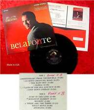 LP Harry Belafonte: Jump up CALYPSO (RCA LIVING STEREO lsp-2388) US