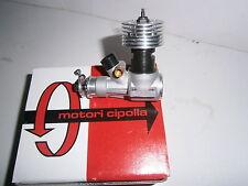 MOTEUR ITALIEN CIPOLLA 2.5 CM3 -  VINTAGE ENGINE