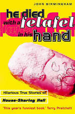 He Died With A Felafel In His Hand-ExLibrary