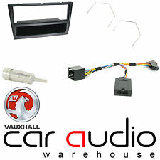 Vauxhall Corsa 2000-06 Car Stereo S/Din Fascia Steering Wheel Interface CTKVX12
