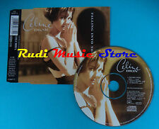CD Singolo Celine Dion Falling Into You  COL 662877 2 EUROPE 1996 no mc lp(S21)