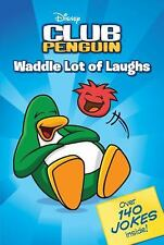 Waddle Lot of Laughs (Disney Club Penguin), Rebecca McCarthy, Good Condition, Bo