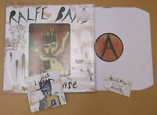 RALFE BAND Son Be Wise 2013 UK vinyl LP + MP3 UNPLAYED