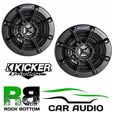 "Kicker 11KS40 4"" inch 10cm 120 Watts a Pair KS Series 2 Way Car Coaxial Speakers"