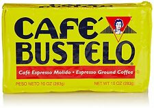 New ! 10 X 283g  Cafe Bustelo Cuban Espresso Ground Coffee Vacuue Packed