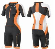 New 2XU Women Compression Sleeved Trisuit Race Train Triathlon Suit *ALL SIZES*